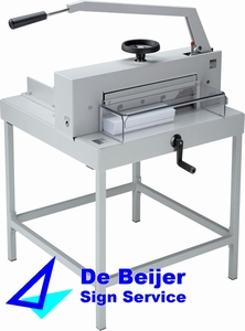 Stapelsnijmachine IDEAL 4705 47,5 cm  1
