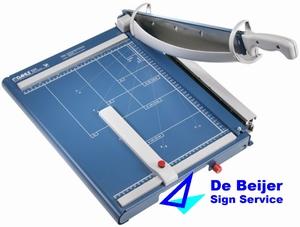 Dahle 565 bordschaar / guillotine A4+ gebruikt