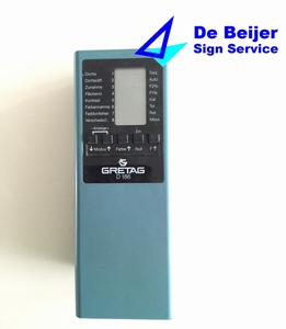 Gretag D186 densitometer