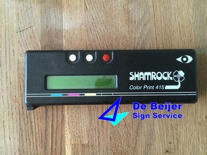 Shamrock Colorprint 415 densitometer