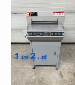 2L 450 EZ  stapelsnijmachine voor papier A3+