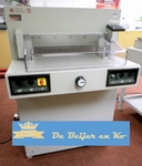 IDEAL 5221-95 EP  stapel-snijmachine voor papier A3+