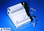 Elektrische inbindmachine plastic bindruggen Bomco+ EPB 330