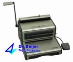 Inbindmachine WireBind D310, draadbindruggen 3:1 demomodel per stuk