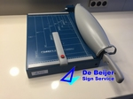 Dahle 866 bordschaar / guillotine A3+