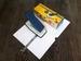 Duimgatstans voor 20 mm halve cirkel, kalenderstans stuk